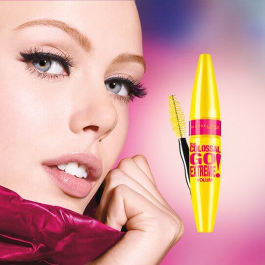 Tirage au sort Facebook - Gemey Maybelline