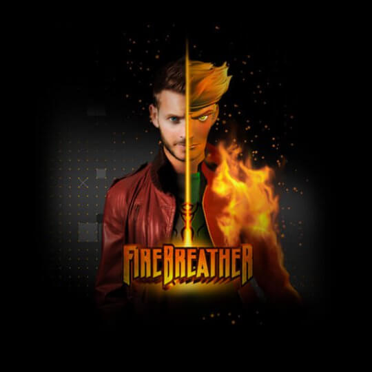 Application Facebook Firebreather