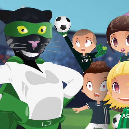 ASSE Kids' Club