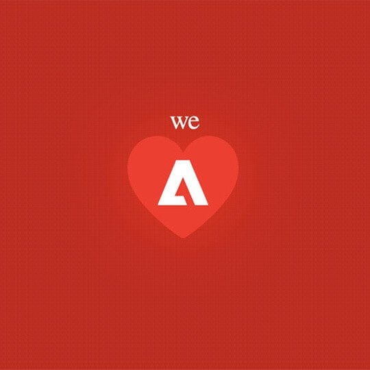 we love adobe