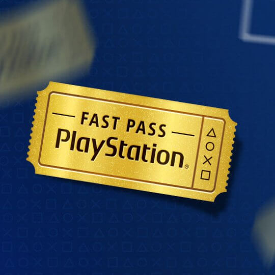 Remportez des Fast Pass pour le stand Playstation à l'occasion de la Paris Games Week