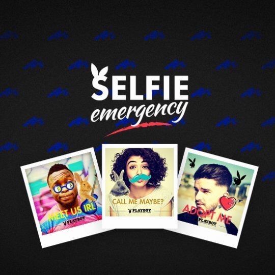 Selfie Emergency - l'opération St-Valentin par Playboy Fragrances