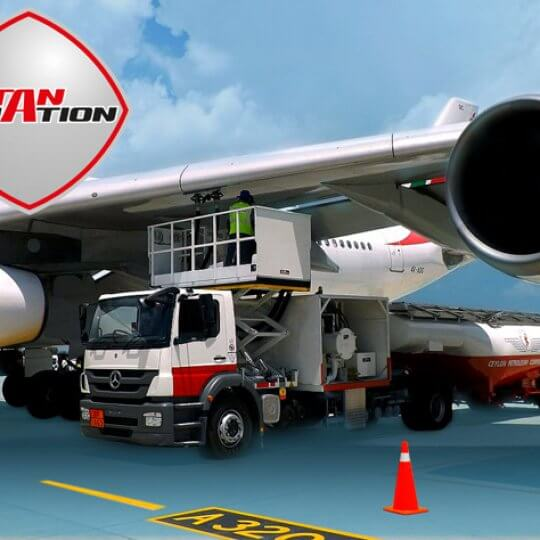 Titan aviation lance son site web