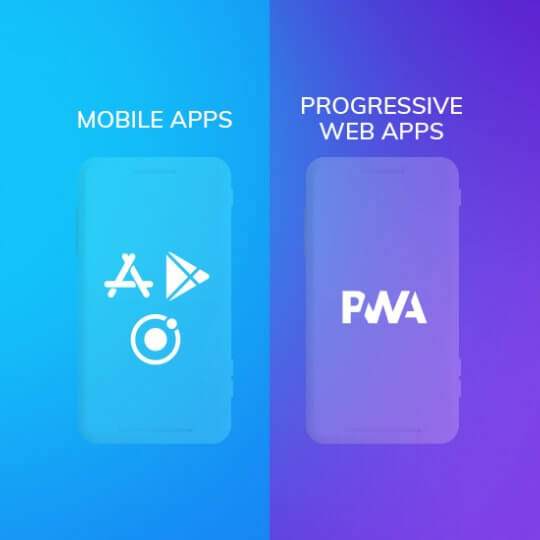Application Mobile ou Progressive Web App : que choisir ?