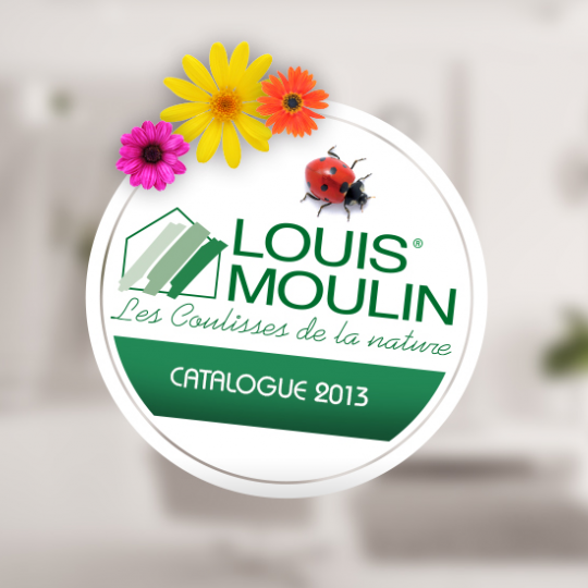 Catalogue papier Louis Moulin
