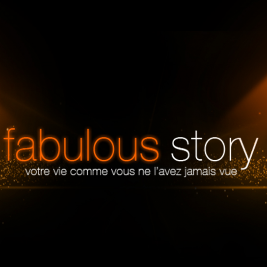 Application Facebook Fabulous Story Orange