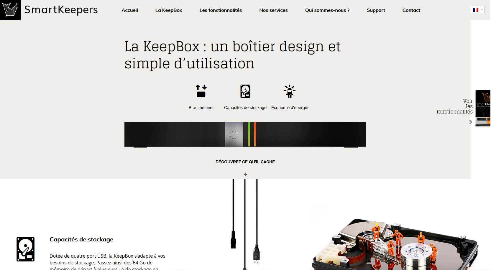smartkeepers keepbox