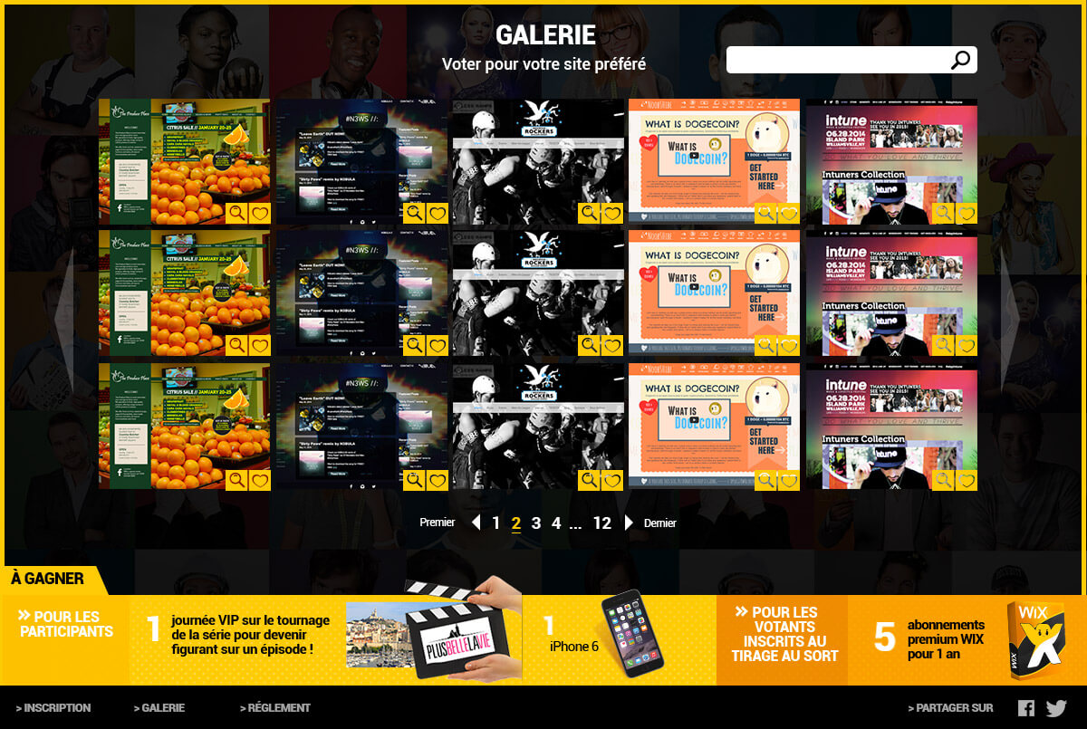 france-tv-wix-vote-site