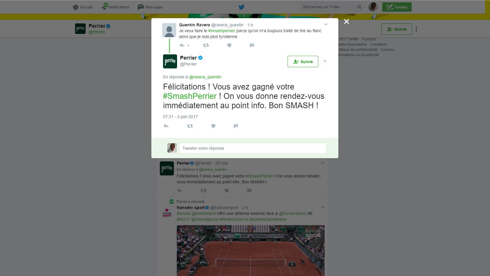 perrier-twitter-chatbot
