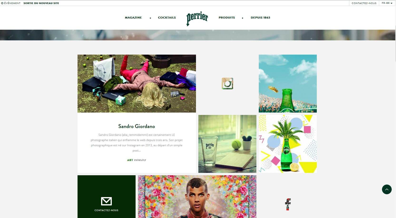 Perrier-SNTO-socialwall
